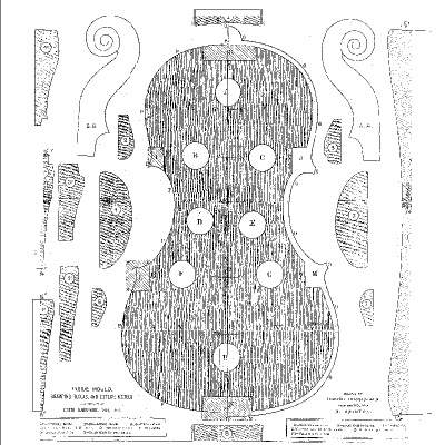 Woodworking Plan On How To Build A Violin